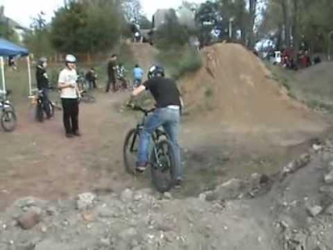 BMX dirt Debrecen