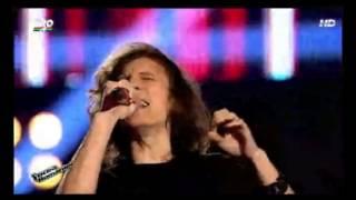 Tiberiu Albu - Vocea Romaniei -I Love Rock N Roll 2014