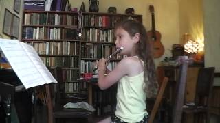 grade 2 flute ab naughty but nice kate aged 7