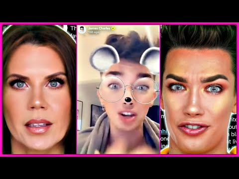 James Charles & Tati DRAMA Has Started AGAIN! thumbnail