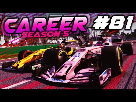 F1 2017 Career Mode Part 81: NEW SEASON & ANOTHER NEW TEAM!