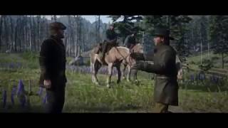 JOHN MARSTON MEETS TREVOR PHILLIPS! (Red Dead Redemption 2)
