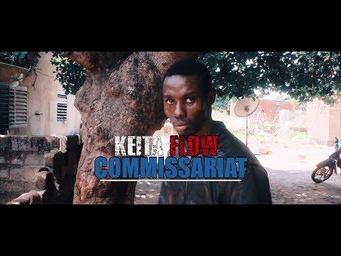 Keïta Flow Comissariat (Polici so da) Clip Officiel Real par Guyzo (4G FLIM)