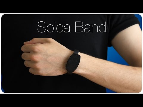 Indiegogo: Spica Band: The First fitness tracker and MP3 player with wireless Earbuds!