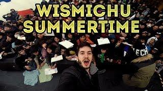 ¡Zombies me atacan en el evento! | Wismichu en Chile Pt.2 thumbnail