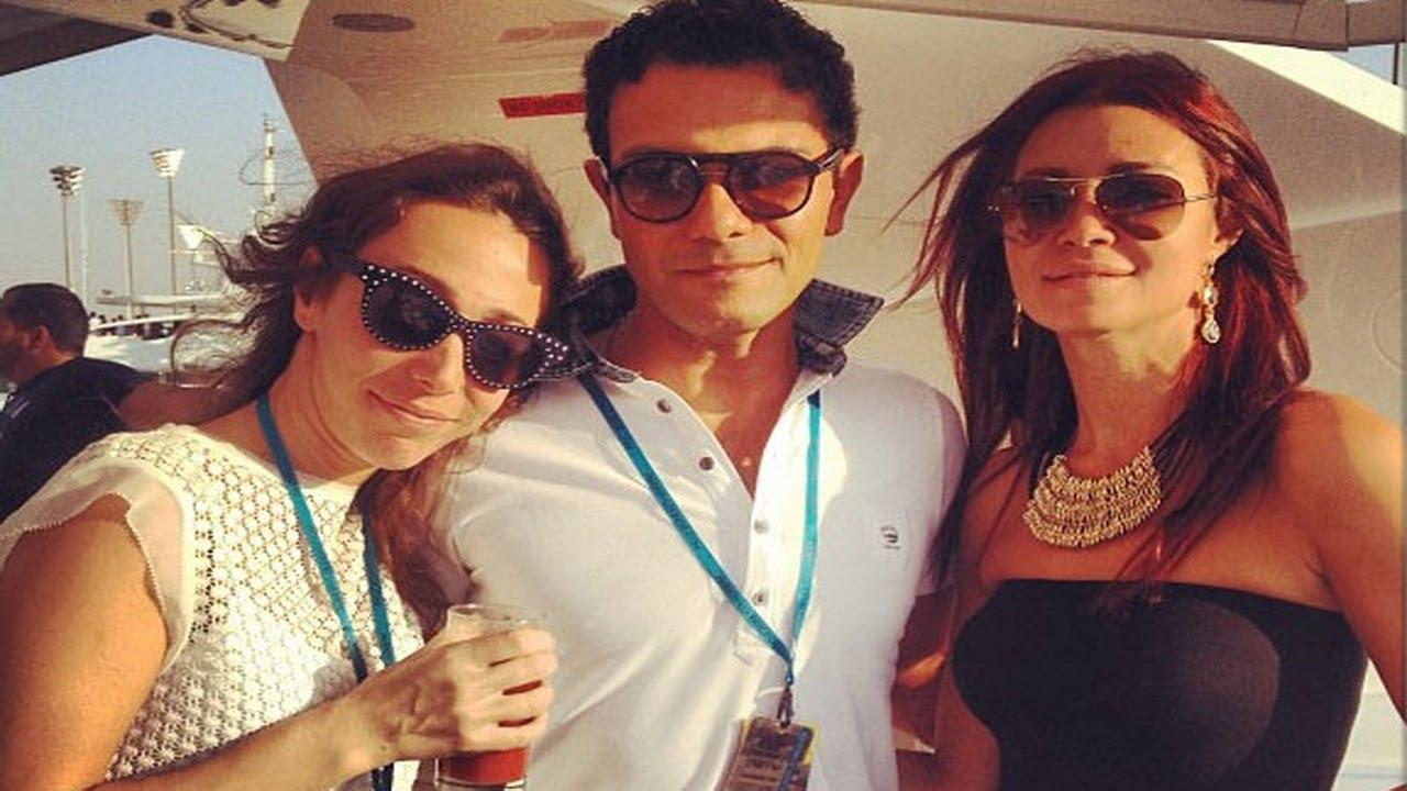 شاهد زوجة أسر ياسين التى كان يخفيها عن الأعين والإعلام Sunglasses Women Women Mirrored Sunglasses