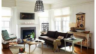 Video Old Farmhouse in Dining Room with Fireplace download MP3, 3GP, MP4, WEBM, AVI, FLV Agustus 2018