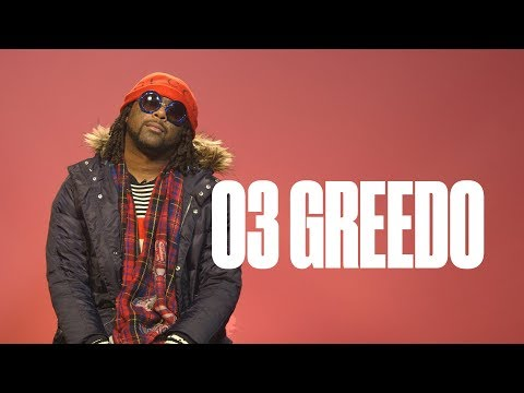 03 Greedo on Face Tattoos, Africa, and Being Homeless