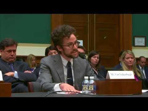 Peter Van Valkenburgh describes Ethereum in Congress