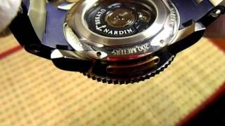 Часы Ulysse Nardin Maxi Marine Diver Blue Surf лимитированная серия.(Часы Ulysse Nardin Maxi Marine Diver Blue Surf лимитированная серия. Механизм: Швейцария ETA 2892-A2 Тип механизма: Автоматический..., 2016-03-25T05:56:08.000Z)