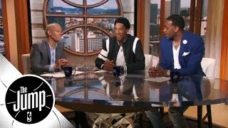 The Jump makes NBA playoff predictions | The Jump | ESPN