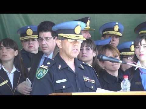 ceremonia de egreso promoción 229 PFA