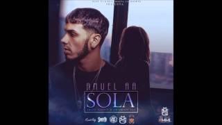 Anuel AA -  Sola (Violin By Frabian Eli & Prod.  By Tainy)
