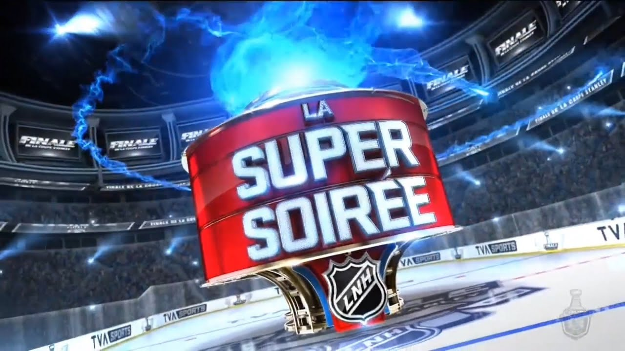 2020 Nhl On Tva Sports Stanley Cup Final Intro Theme Youtube