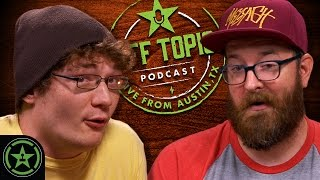 Off Topic: Ep. 43 - I'm Woefully Straight