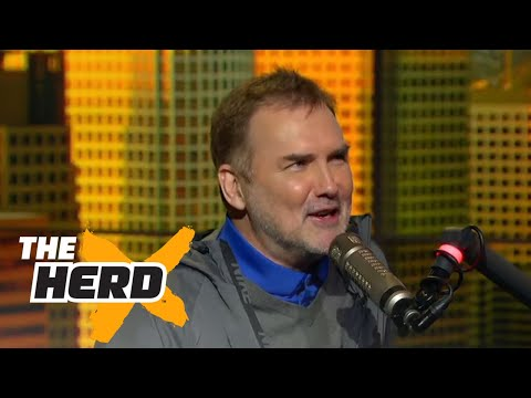 Norm Macdonald joins Colin in studio | THE HERD (FULL INTERVIEW)