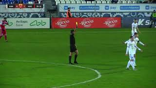 Саммари матча «КАМАЗ» 0:1 «Носта»