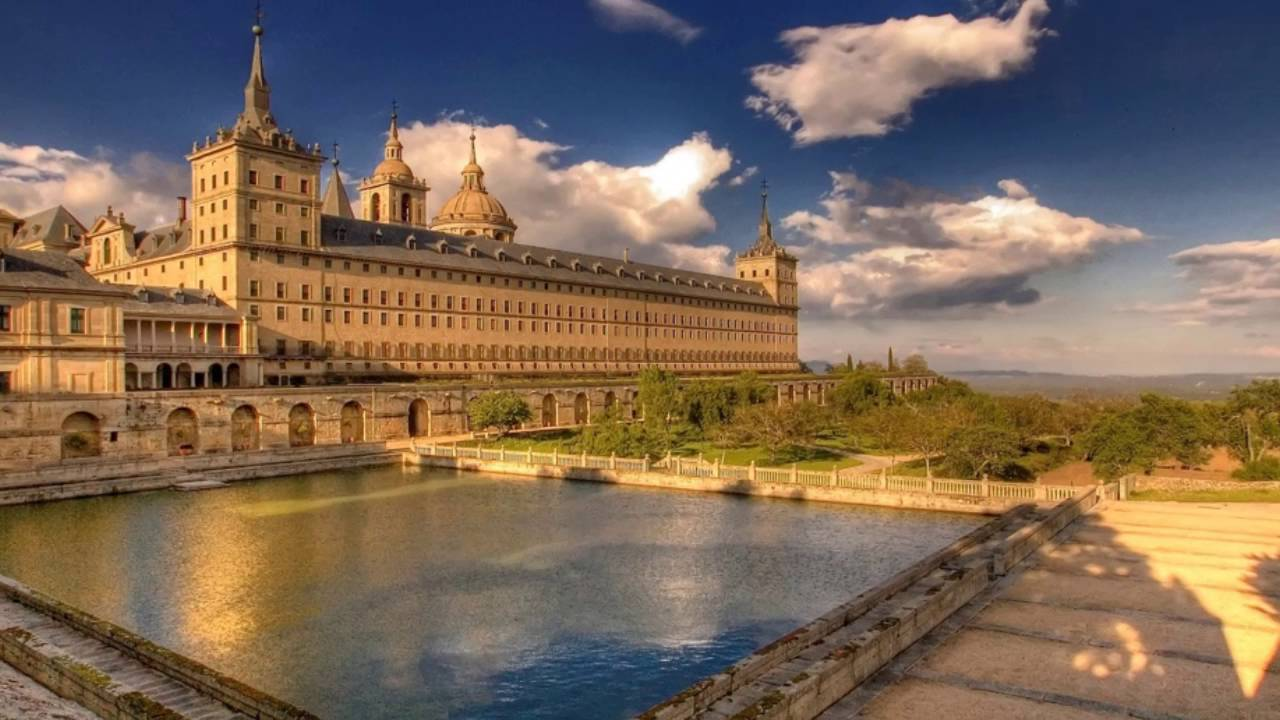 List Of Synonyms And Antonyms Of The Word Spain Scenery
