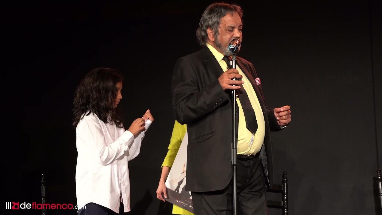 Ramón el Portugués recibe homenaje en Flamenco Real
