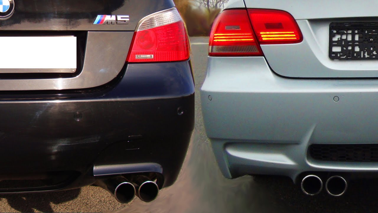 Bmw Sound Best Of My Cars Bmw M6 V10 Bmw M5 E60 Bmw M3 E92