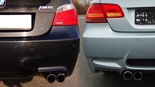 BMW Sound Best of My Cars BMW M6 V10 BMW M5 E60 BMW M3 E92 BMW 650i BMW 630i Z4M Exhaust Revving Rev