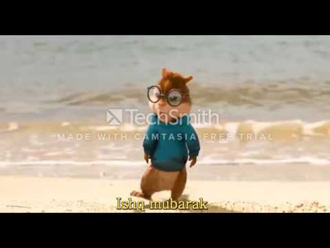 Mere Rashke Qamar   Remix Chipmunks Version RAEES Nusrat Fateh Ali Khan   HD Video Song   YouTube