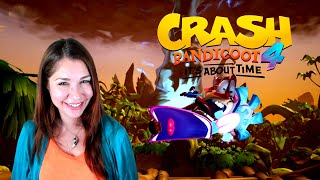 Crash Bandicoot 4: It's About Time | First Impressions