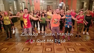 Zumba® - Juan Magan - Lo Que Me Pasa
