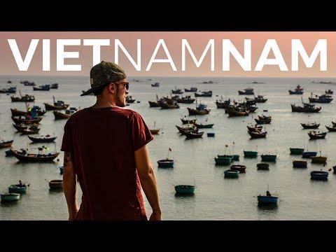 VIETNAMNAM a trip to Vietnam   by DARC MAVID (Travel Video)