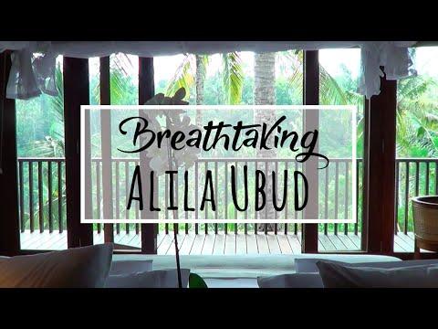 Alila Ubud 5-Star Villa In Bali | Hotel Tour
