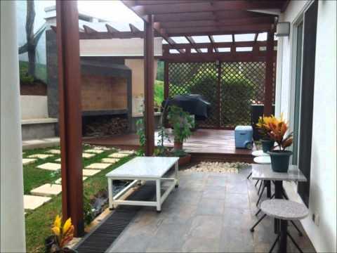 Costa Rica Real Estate - Open floor plan home -- ultracontempory -- 4be/4,5 ba