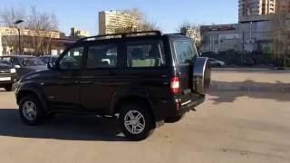 UAZ PATRIOT - УАЗ Патриот(, 2016-10-08T08:51:01.000Z)