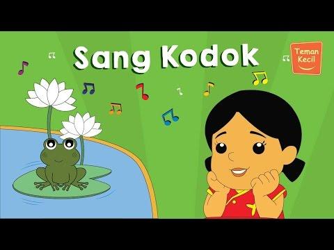 Music | Lagu Anak Indonesia | Nursery Rhymes | Sang Kodok | Teman Kecil