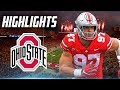 Welcome to the 49ers 💪 Nick Bosa Highlights - Ohio State DE ᴴᴰ