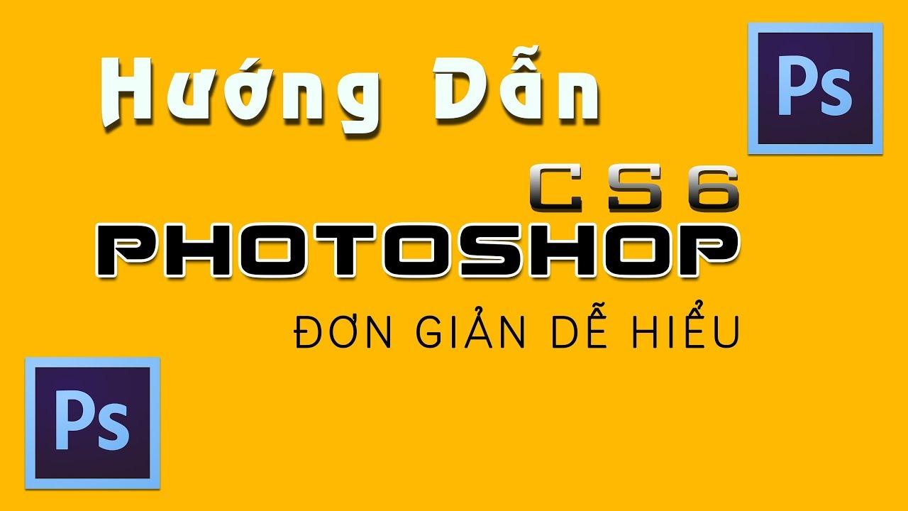 Hướng Dẫn Cài Font Chữ Cho Photoshop CS6 | FONT CHỮ VIỆT HÓA ICIEL |