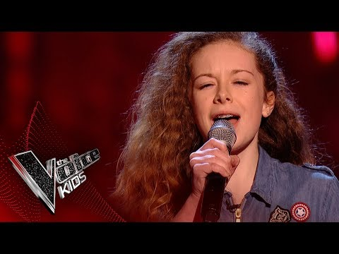 Brooke performs 'Running Up That Hill': Blinds 2   The Voice Kids UK 2017