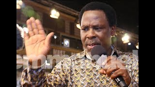 SCOAN 16/07/17: Mass Prayer, Prophecy, Deliverance & All Nations Prayer with TB Joshua (Part 3/3)