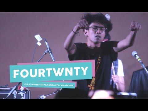 [HD] Fourtwnty - Aku Bukan Binatang (Live at Universitas Muhammadiyah Yogyakarta, Mei 2017)