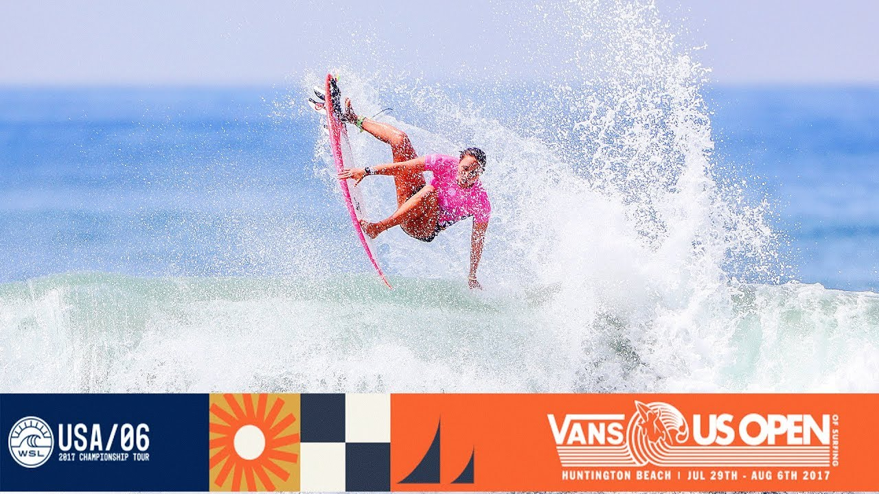 vans u.s. open of surfing