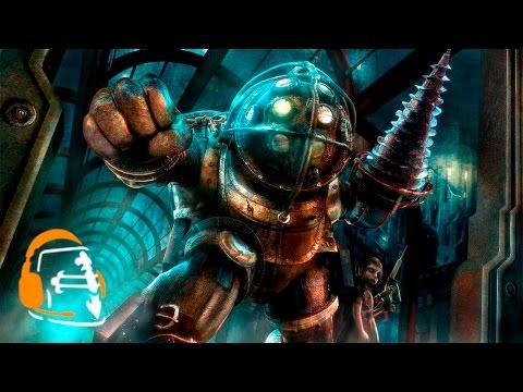 Вспоминаем историю Bioshock 1