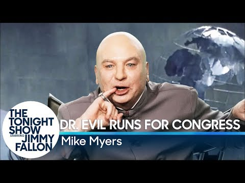 Angie Ward - Dr. Evil Is Running For Congress!