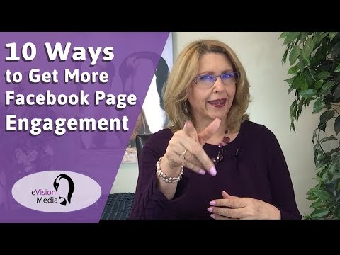 10 Ways to Get More Facebook Page Engagement