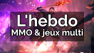 L'hebdo Actu MMO #42 : MAGIC LEGENDS SERA GRATUIT - ASHES OF CREATION - BLESS UNLEASHED & + encore !
