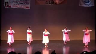 Yahova Na Mora - Contemporary Dance - Austin GAMA Christmas 2012