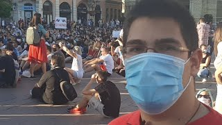 Protesti u Novom Sadu