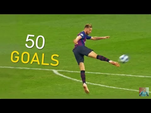 TOP 50 Amazing Goals of The Year 2018 HD - YouTube