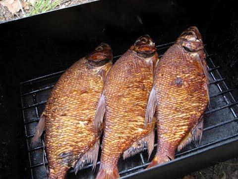 Как коптить рыбу в коптильне - Твой Поваренок 57