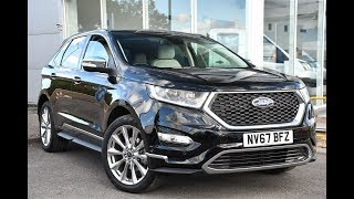 Used Ford Edge   Dr Powershift Estate