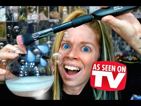 Thumbnail: STYLPRO BRUSH CLEANER- DOES THIS THING REALLY WORK?