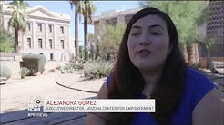 How the push to register Latino voters could change Arizona's political makeup